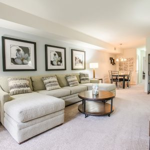 Fox Meadow apartments model
